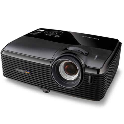 ViewSonic Pro8300 3,000 ANSI Lumens Full HD 1080p DLP Business Projector