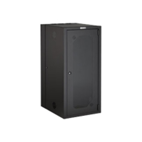 Black Box Elite Wallmount Cabinet - wall mount cabinet - 26U