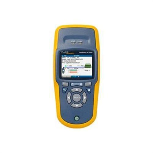 Fluke Networks LinkRunner AT 2000 Network Auto-Tester - network tester