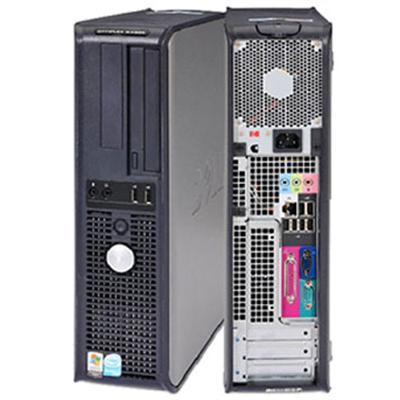 DellOptiplex GX745 Window 7 Professional Desktop - Refurbished(GX745/2/160/WIN7)