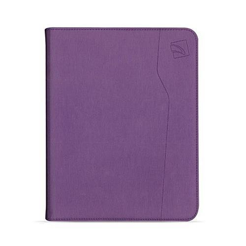 Tucano Schermo Folio Case for iPad 4th generation, iPad 3rd generation and iPad 2 - Purple