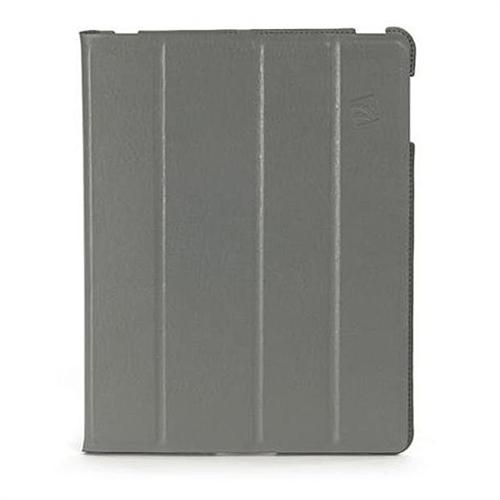 Tucano Folio Case Cornice for iPad 4th generation, iPad 3rd generation and iPad 2 - Grey