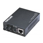 10/100Base-TX to 100Base-FX (ST) Multi-Mode, 2 km Fast Ethernet Media Converter