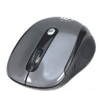 Performance Wireless Optical Mouse - USB, Four Buttons with Scroll Wheel, 2000dpi