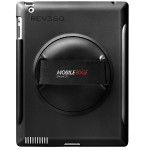 Rev360 Rotating Case for iPad - Black