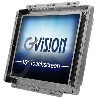 GVISION USAK15TX-CB - LCD monitor - 15