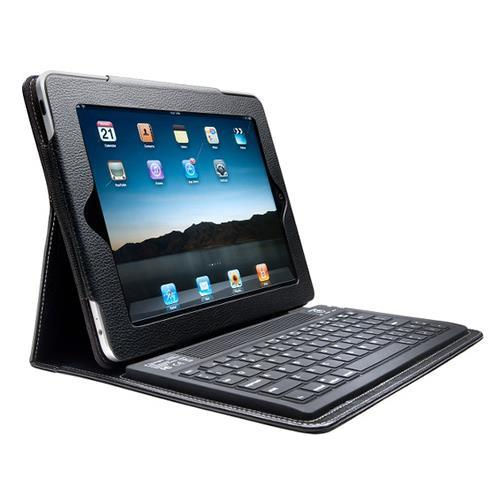 Kensington KeyFolio Bluetooth Keyboard Case for iPad 4th gen, 3rd gen & iPad 2