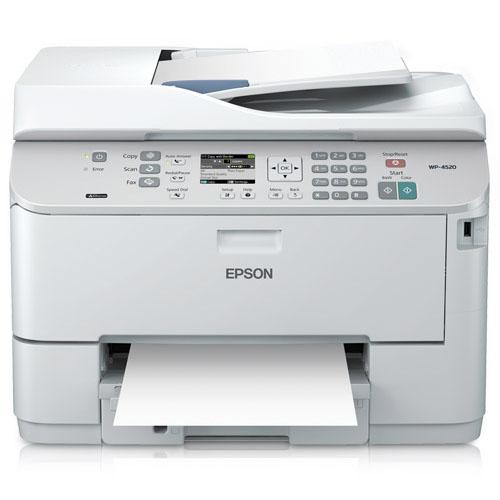 Epson WorkForce Pro WP-4520 Multifunction Workgroup Color Printer