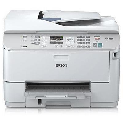 EpsonWorkForce Pro WP-4590 Network Color Inkjet Multifunction Printer(C11CB31201)