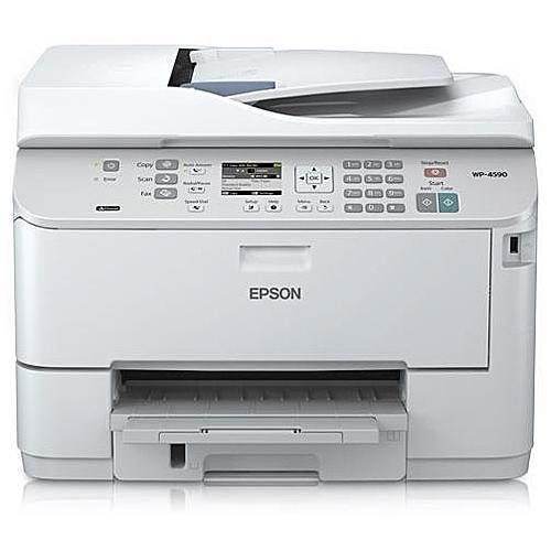 Epson WorkForce Pro WP-4590 Network Color Inkjet Multifunction Printer