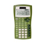 TI30XIIS Scientific Calculator - Lime Green