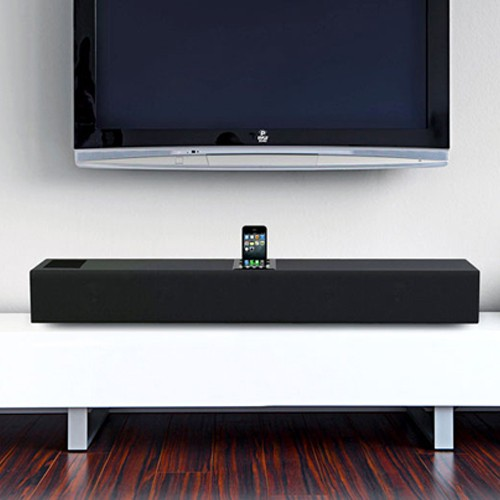 Pyle Iphone/Ipod 2.1 Soundbar Dockin