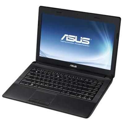 ASUS X44L-BBK2 Intel Pentium B950 2GHz Notebook - 4GB RAM, 320GB HDD, 14