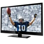 "55"" 120Hz 1080p LED Backlit LCD HDTV with Built-In ATSC/NTSC/Clear QAM Tuner - Refurbished"