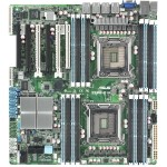 Z9PE-D16 Dual Intel Socket 2011 6 xPCIe 3.0 SSI EBB Server Motherboard