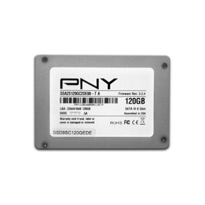 PNY Prevail Elite 10K MLC 120GB 2.5