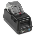 DLXi DBT24-2085-G1S - Label printer - DT/TT - Roll (2.4 in) - 203 dpi - up to 300 inch/min - USB, serial
