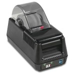 DLXi DBD24-2085-G1E - Label printer - thermal paper - Roll (2.4 in) - 203 dpi - up to 300 inch/min - USB, LAN, serial