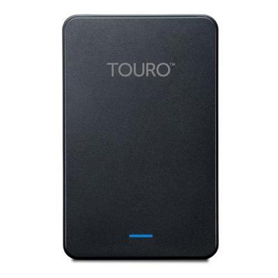 Hitachi GST 1TB Touro Mobile MX3 - Hard drive - External (Portable) - 2.5