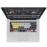 "KB Covers djay Keyboard Cover for MacBook Air 13"" - US DJ-M-CC-2"