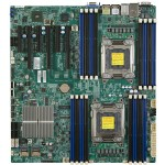 LGA2011/ Intel C602/ DDR3/ SATA3/ V&2GbE/ EATX Server Motherboard