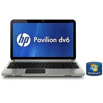 HP Pavilion dv6-6136nr Intel Core i3-2330M 2.20GHz Notebook - 6GB RAM, 640GB HDD, 15.6