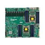 SUPERMICRO X9DRX+-F - Motherboard - LGA2011 Socket - 2 CPUs supported - C602 - 2 x Gigabit LAN - onboard graphics