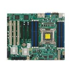 SUPERMICRO X9SRE-F - Motherboard - ATX - LGA2011 Socket - C602 - 2 x Gigabit LAN - onboard graphics