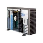 Supermicro SuperWorkstation 7047GR-TRF - Tower - 4U - RAM 0 MB - no HDD - Matrox G200 - GigE - Monitor : none