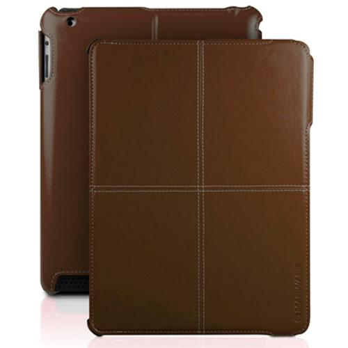 MarBlue C.E.O. Hybrid - case for iPad 4th generation, iPad 3rd generation and iPad 2