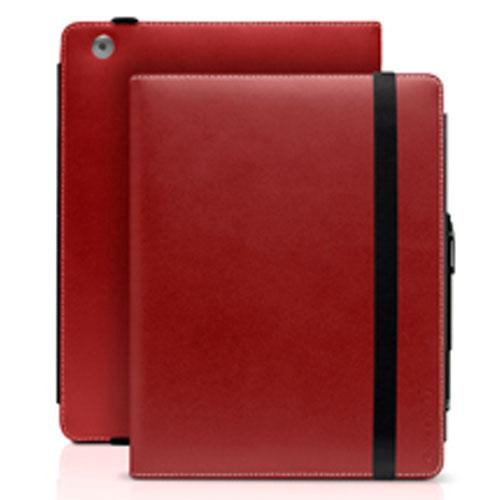 MarBlue EcoVue Case for iPad 4th generation, iPad 3rd generation and iPad 2 - Red