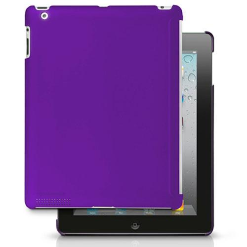 MarBlue MicroShell Case for iPad 4th generation, iPad 3rd generation and iPad 2 - Purple