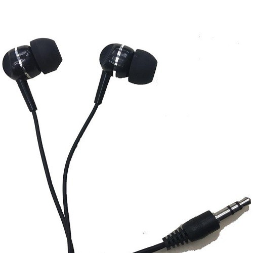 Inland Products Earbuds Pro Stereo Earbuds. Black