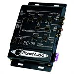 Planet Audio Ec10B 2-Way Electronic Cro