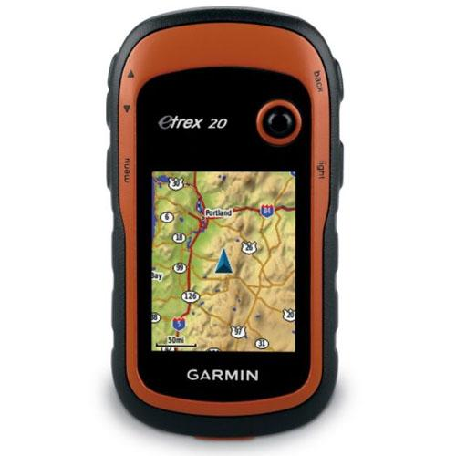 Garmin International eTrex 20 Handheld GPS Navigator with 2.2 Color Display