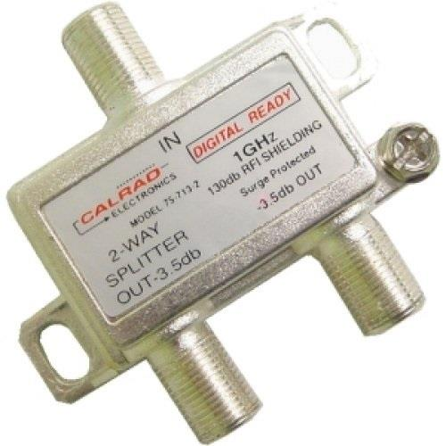 Calrad Electronics 2-Way 1GHz130Db Rf-Digital