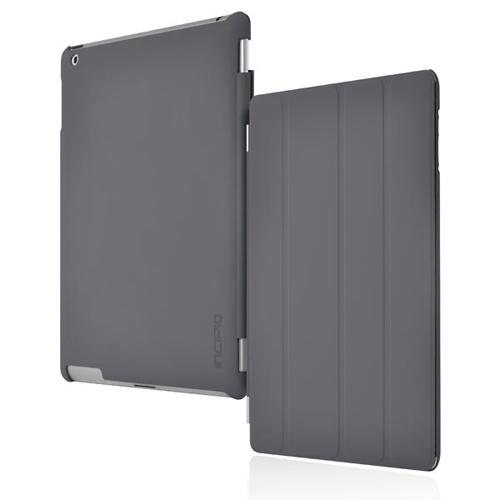 Incipio Smart Feather Ultralight Hard Shell Case - hard case for iPad 4th generation, iPad 3rd generation and iPad 2