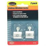 Gold Label 2 PACK SLIDING WINDOW LOCKS MT042