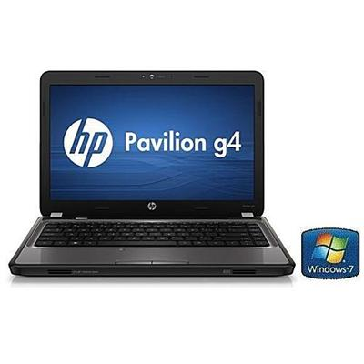 HP Pavilion g4-1213nr AMD Dual-Core A4-3300M 1.90GHz Notebook - 4GB RAM, 500GB HDD, 14