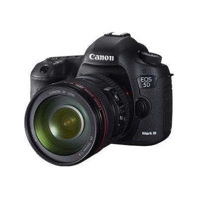 CanonEOS 5D Mark III - digital camera EF 24-105mm IS lens(5260B009)