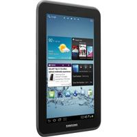 "Samsung 7"" Galaxy Tab 2 1Ghz Dual-Core Android 4.0 Tablet - Titanium Silver (GT-P3113TSYXAR)"
