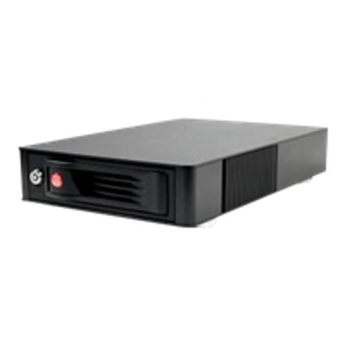 CRU-Wiebetech RTX 110-3Q - storage enclosure