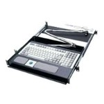 Products - Keyboard - serial - English - white - retail