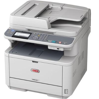 OkiMB461 Monochrome Laser Multifunction Printer(62438601)