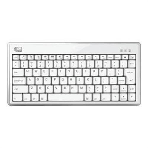Adesso Mini WKB-1010BW - keyboard