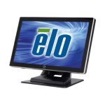 "ELO Touch Solutions Desktop Touchmonitors 1919L Projected Capacitive - LCD monitor - 18.5"" - touchscreen - 1366 x 768 - 225 cd/m² - 1000:1 - 5 ms - VGA - speakers - black E309750"