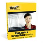 WaspLabeler & Barcode Maker for Office (1 User License)