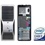 Precision T3400 2.4Ghz Intel Quad Core Q6600 Tower Workstation - Refurbished