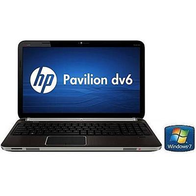 HP Pavilion dv6-6152nr Intel Core i5-2430M 2.40GHz Entertainment Notebook - 6GB RAM, 640GB HDD, 15.6