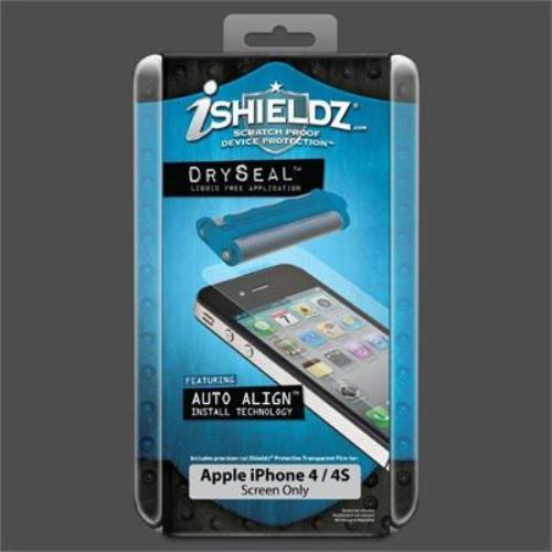 iShieldz Dry Seal w/Auto Align Technology For iPhone 4/4s